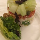 Salade de Crabe (part of $38++ set lunch)