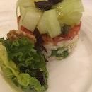 Salade de Crabe (part of $38++ set lunch)