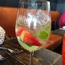 Sangria ($18++), but it's 1-for-1