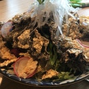 AVOID the Fish Skin Salad