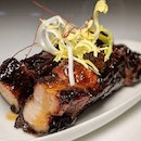 A bit too sweet but Outrageous Char Siew ($18++)