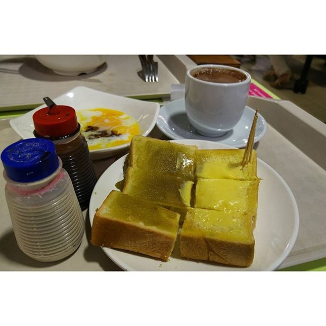Thick Toast Set