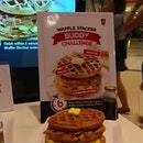 [New][Invited Event] #OCCWaffleStackerBuddyChallenge #OCoffeeClubsg #OCoffeeClub Show off your speed eating skills and stand a chance to win some awesome prizes !