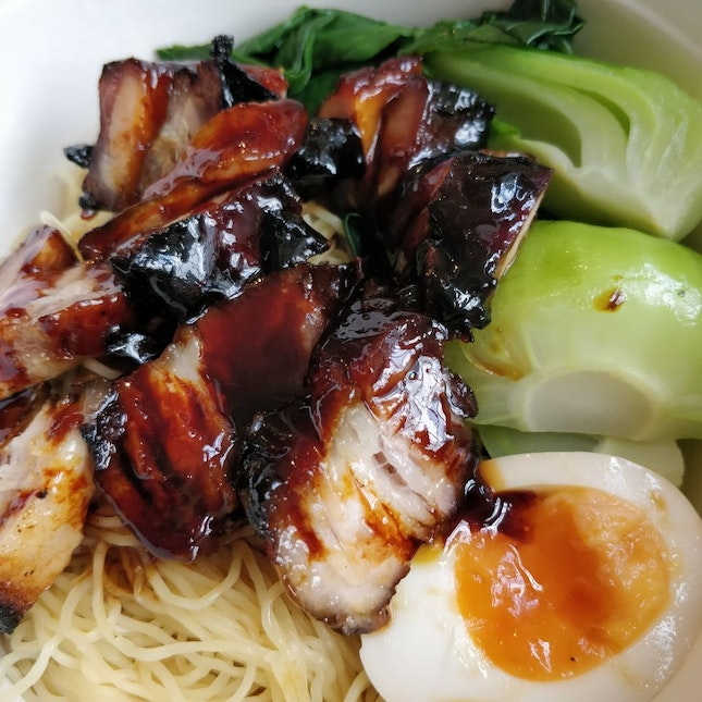 Char Siew Noodles By Char ($8)