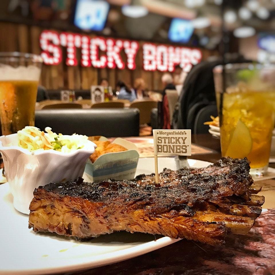 Kansas BBQ Ribs