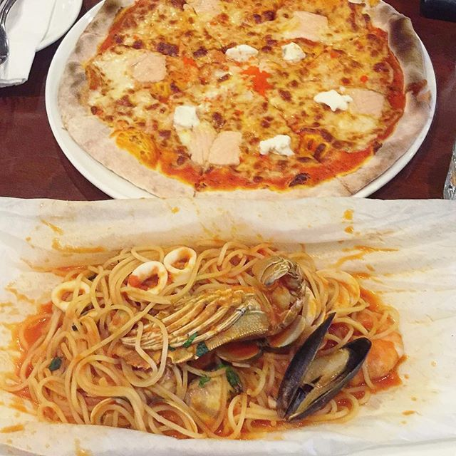 Most favourite spaghetti in sg.