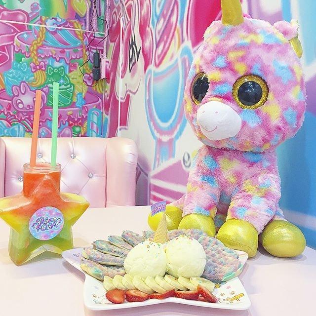 unicorn cafe🎠🌈