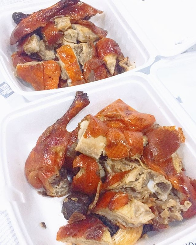 Whole Roast duck for only $16!