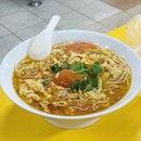 egg tomato noodle