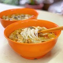 such a good bowl of laksa.