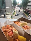 Lobster Rolls With A View