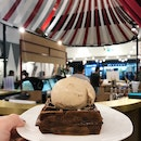 Mini Belgium Waffle + Single Scoop Ice Cream ($6)