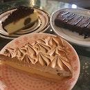 Pie | Brownie | Cheesecake