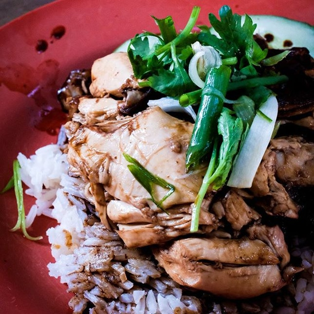Chew Kee has been feeding Singaporeans soy sauce chicken since the 1940s.