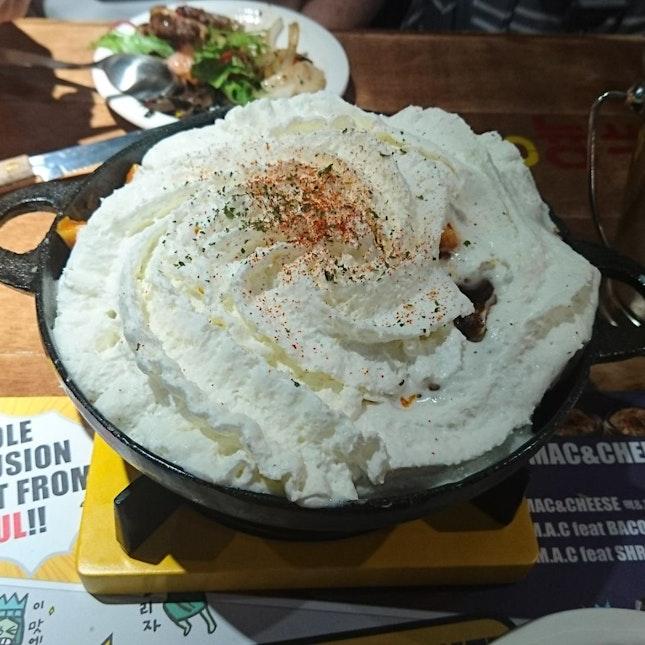 Cream Of Curry