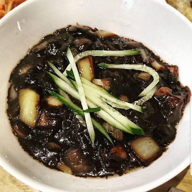 Korean Chinese Dishes