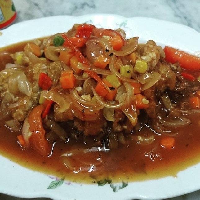 Lao Di Fang Hainanese Pork Chop Hor Fun