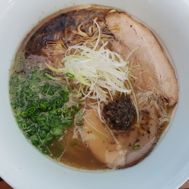 Shoyu Michelin Bib Gourmand Ramen