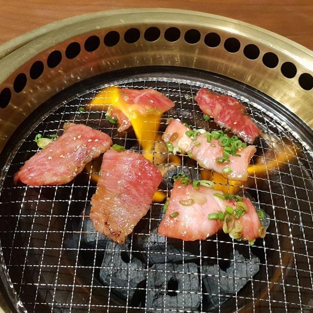 Japanese Korean BBQ, Bibimbap And Spicy Beef Stew