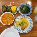 Awesome Thai Dinner