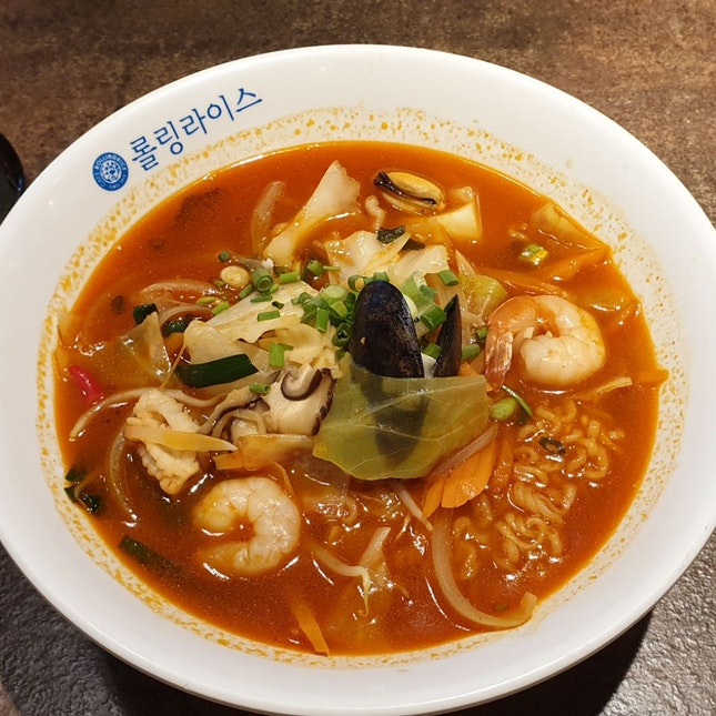 Korean Restaurants In Singapore