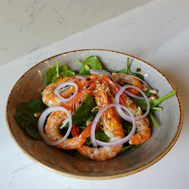 This tangy & refreshing entrée is the perfect start to a wholesome meal!