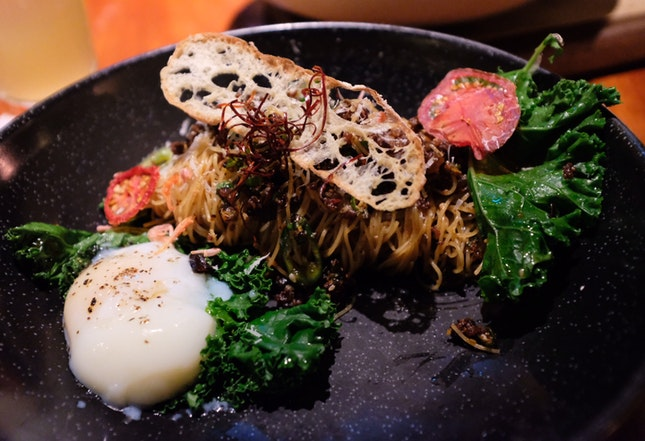 Spicy Oriental Bolognaise