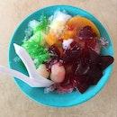 Cold Dessert; Colder Service