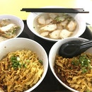 The Ultimate Fishball Mee Pok