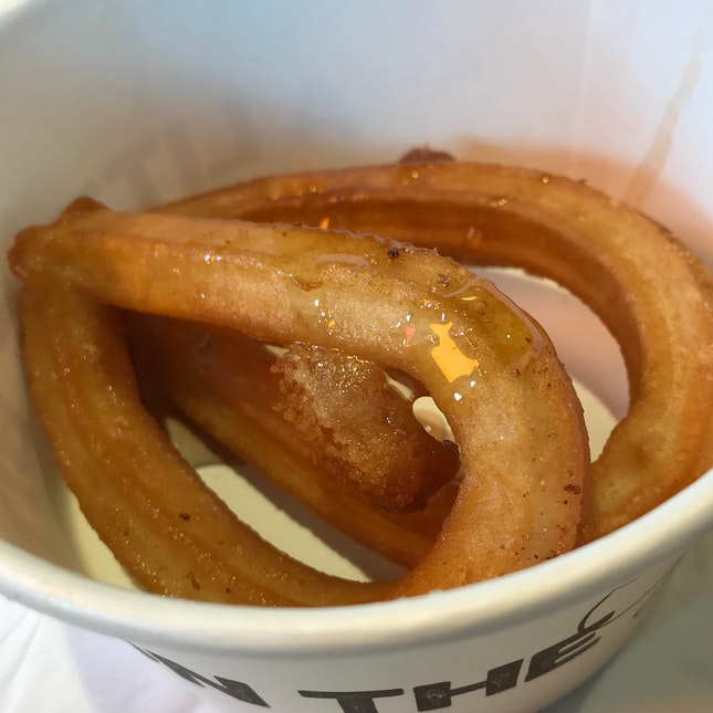 Churros Cinnamon