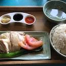Chicken Rice Set ($20)