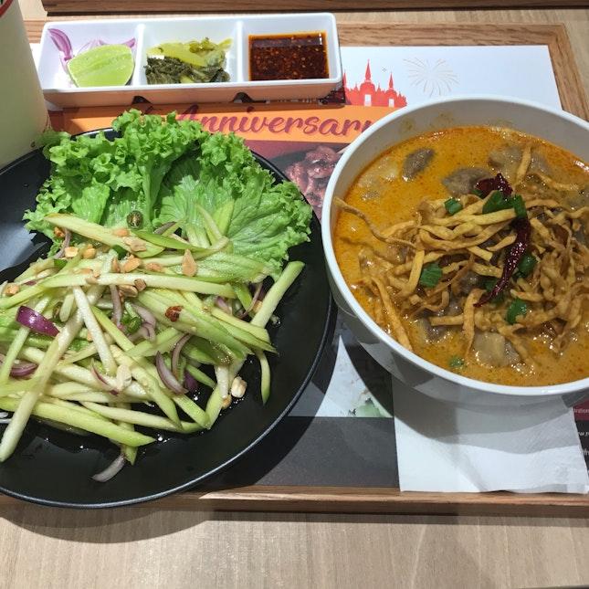 Curry Mee Pok