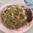 Fried Prawn Mee ($5)