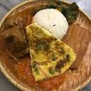 Nasi Padang ($7.70)