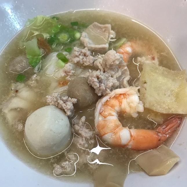 Superior Soup ($9.50)