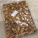 Peanut Sesame Crunch