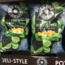 Lime And Black Pepper Potato Chips