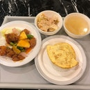Pineapple Chicken Value Meal ($8)
