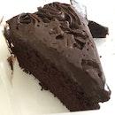 Dark Choc Olive Oil Cake
