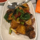 Wok Fried Cod Fish With Chef's Special Spicy Sauce ($22)