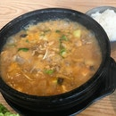 Doenjang Jjigae Soybean Paste Stew
