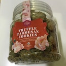 Truffle Parmesan Cookies (3 For $65)