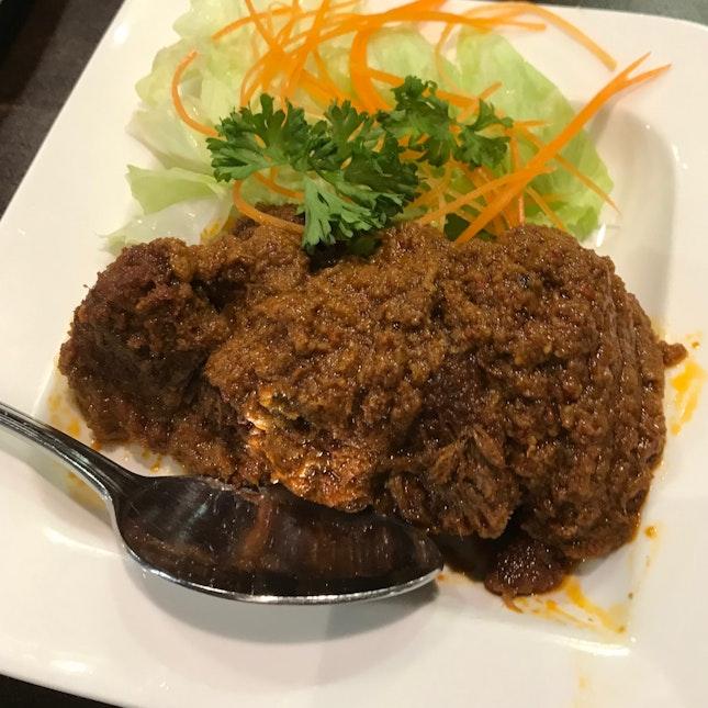 Beef Rendang ($13.90)