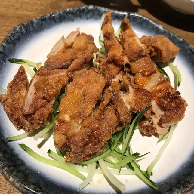 Fried Chicken Cutlet ($7.30)