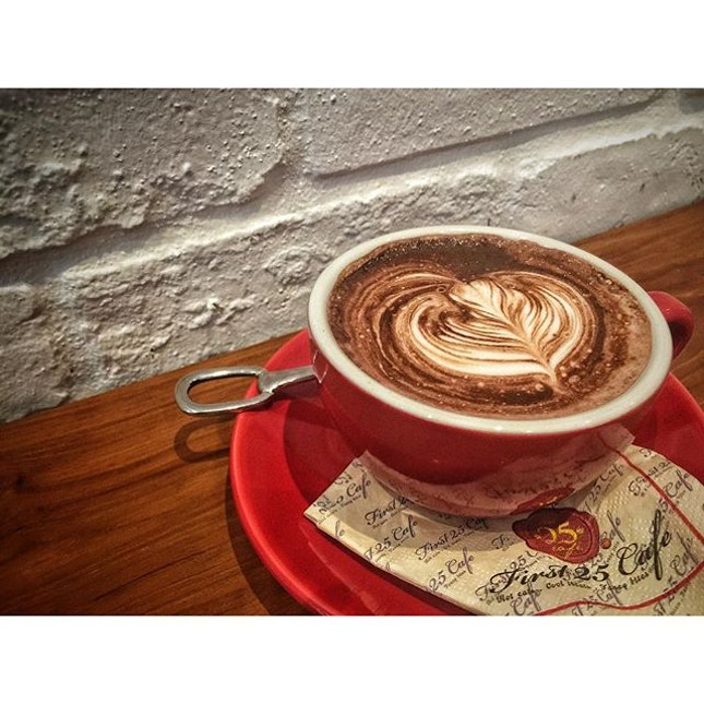 Hot Chocolate SGD 5+.