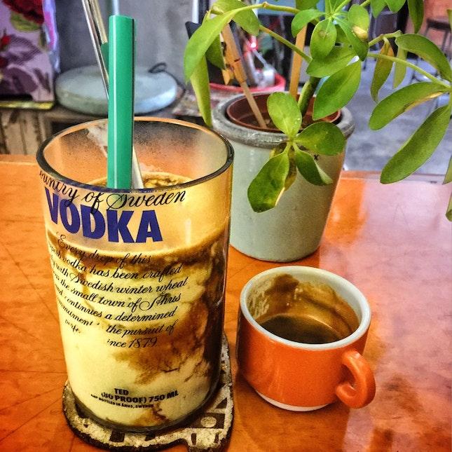 Avocado Coffee SGD 8 Nett