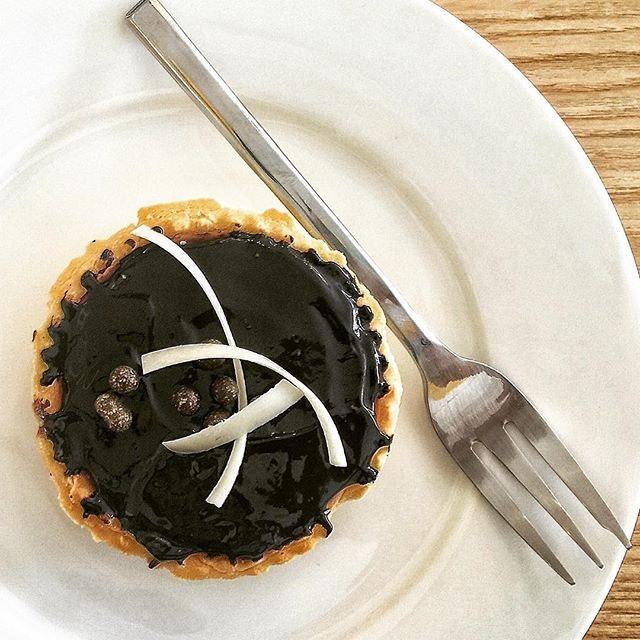 Chocolate Tart SGD 4.50 Nett.