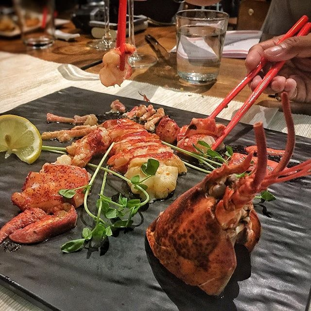 Lobster lovers, where are you?