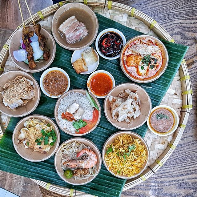 Best of Singapore Food at Rasa Pura Masters MBS (S$26.80).