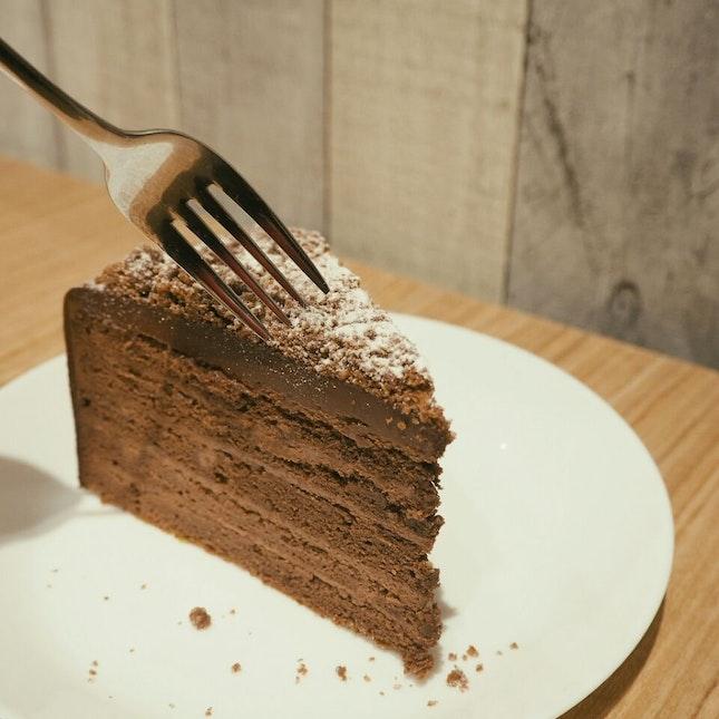 Mile High Chocolate Cake $5.20 @ The Batter Affair
